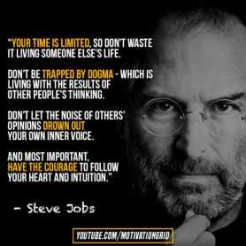 Steve Jobs time
